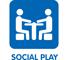 Social Play Symbol