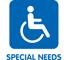Special Needs Symbol