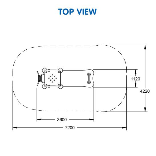 Double Turbo Slide 1200H D-8950 - 13