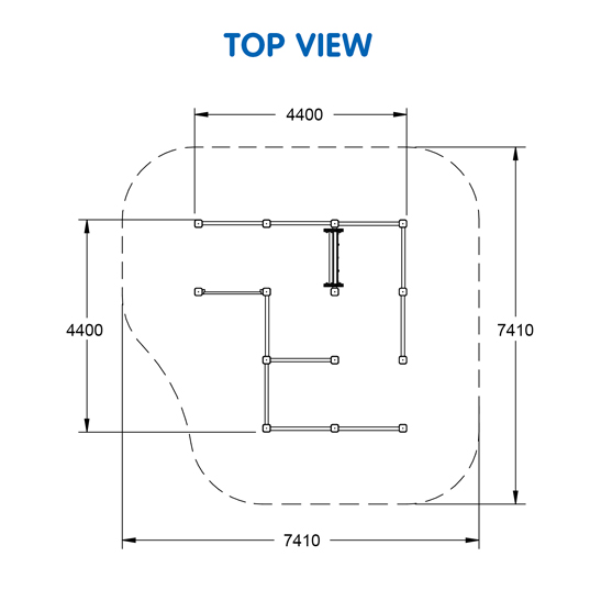 Sensory Maze 2 H-9840 - 23