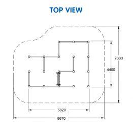 Sensory Maze 3 H-9860 - 24