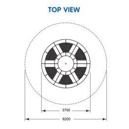 Trampoline Circle 60