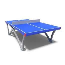 Ping Pong Table - Steel Top