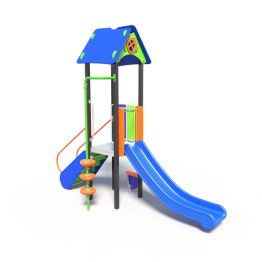 Single play tower, a play system from Moduplay