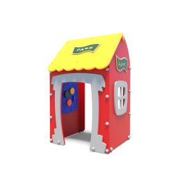 Pretend bank from Moduplay's range of themed playground equipment