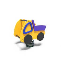 Truck rocker from Moduplay's range of playground spring rockers