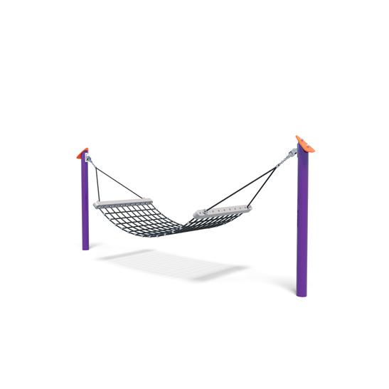 Hammock swing from Moduplay's range of playground swings
