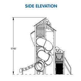 The Treetops Skytower