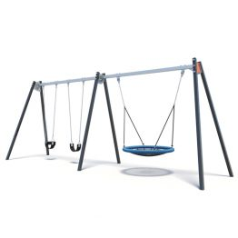 Capital Combo 3 Seater Nest Swing